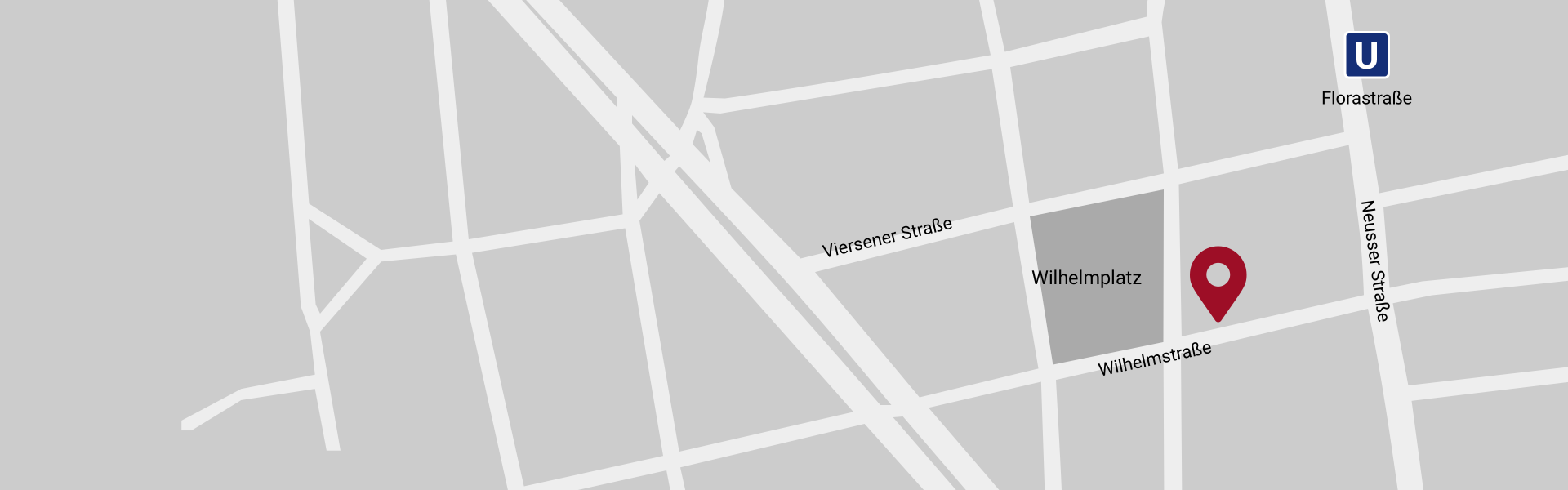 Post Nippes Wilhelmplatz